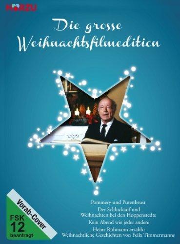 Die große Weihnachtsfilmedition Box 2: Heinz Rühmann erzählt und andere Geschichten (2 DVDs)
