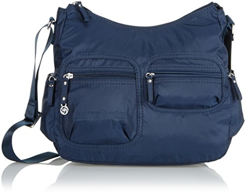 Samsonite Borsa Messenger 39213 Blu