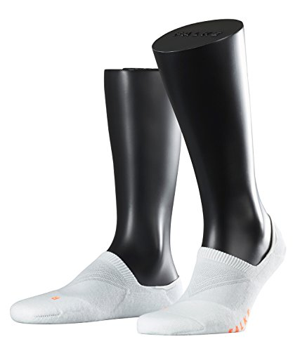FALKE Herren Sneakersocken Abate Kick IN, Weiß (white), Gr. 39-41