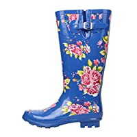 Kangol Kids Printed Festival Juniors Wellies Wellingtons