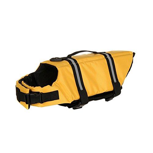 41NzH78QSGL. SS500  - GOGO Doggy Life Jacket, Dog Safety Vest