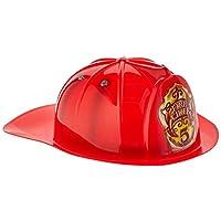 Peterkin 6453 Fire Chief Helmet (red)