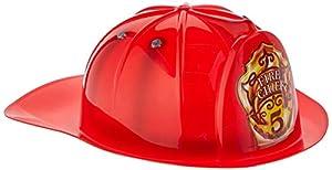 Peterkin 6453 Fire Chief - Casco (Rojo)