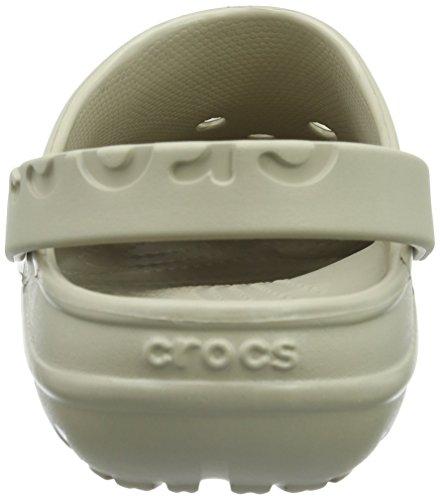 crocs Unisex-Erwachsene Hilo Clog Mehrfarbig (Cobblestone)