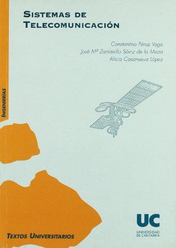 Descargar Libro Sistemas de telecomunicación (Manuales) de Rodrigo Constantino Pérez Vega