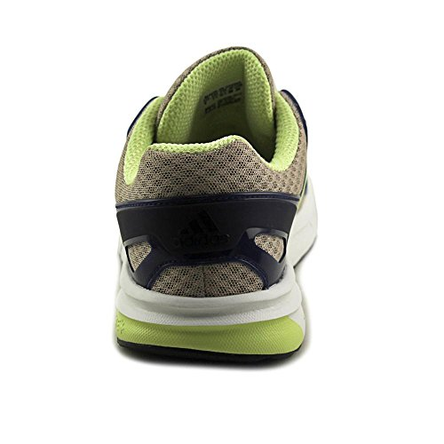 Adidas Galaxy Elite minuit Indigo / argile Brown / congelé jaune Sneaker 5 B (m) Midnight Indigo/Clay Brown/Frozen Yellow