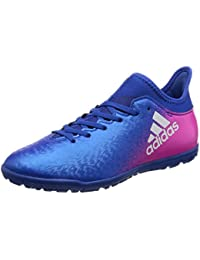 sports shoes 1352f dc941 adidas X 16.3 Tf J, Scarpe da Calcio Unisex – Bambini