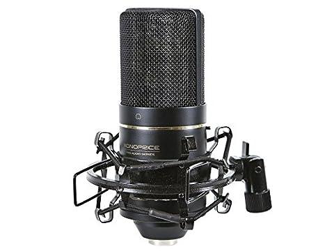 Monoprice 600800 Large Diaphragm Condenser Microphone