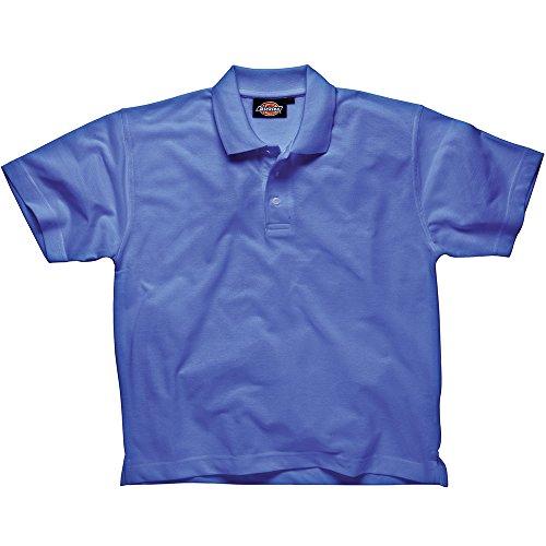 Dickies Polo - Shirt weinrot BY XL, SH21220 Royal Blue