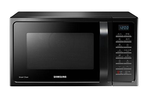 Samsung MC28H5015CK - Horno microondas con grill, 900 W, 28 L color negro