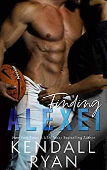 Finding Alexei by [Ryan, Kendall]