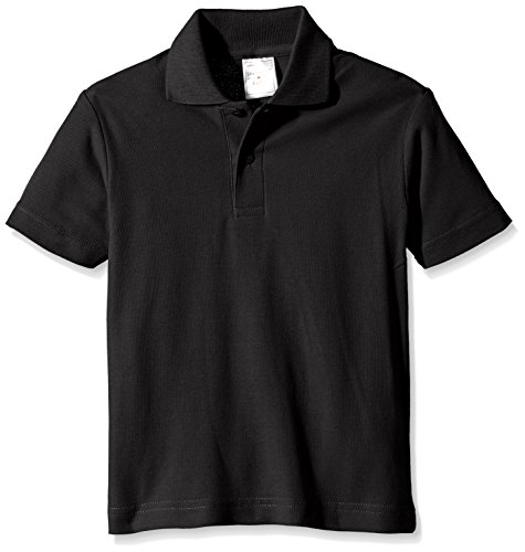 Stedman Apparel Jungen Poloshirt Polo/st3200 Schwarz - Black Opal