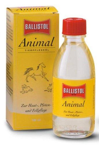 katzeninfo24.de Ballistol Animal 100ml (zur natürlichen und sanften Pflege aller Haustiere und Hoftiere)