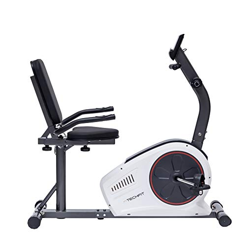 Zoom IMG-2 techfit r450 cyclette orizzontale recumbent