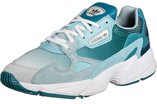 adidas Originals Sneaker Falcon W EF1963 Blau, Schuhgröße:40 - Falcons Damen Tops