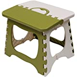 Kurtzy Foldable Step Stool For Kids and Adults Kitchen Garden Bathroom Stepping Stool holds up to 100 KG 30x24x24CM