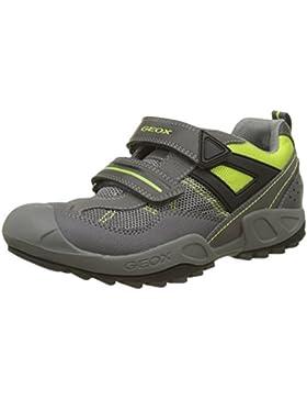 Geox J New Savage A, Zapatillas para Niños