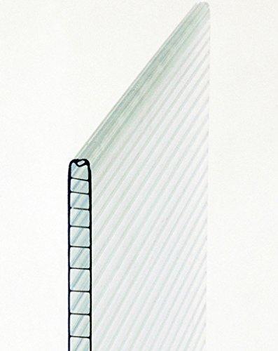 MacGreen® Hohlkammer-Platten-Set (10 Platten 61 x 140 cm), Stärke: 6.0 mm