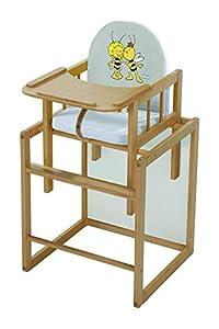 roba-kids - Conjunto de mesa y silla de juego, multicolor, Única (Roba 275012NLVBM3)