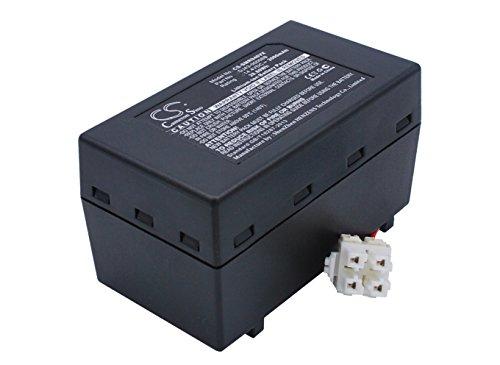 Staubsauger Akku,passend für [Samsung] NaviBot SR8940,NaviBot SR8950,NaviBot SR8980,VCR8940,ersetzt [Samsung] DJ43-00006B,