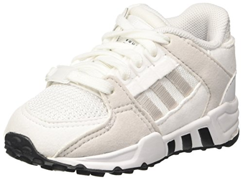 adidas Unisex Baby EQT Support I Sneakers, Elfenbein (Ftwr White/Grey One F17/Ftwr White), 26 EU (Kinder Schuhe Adidas)