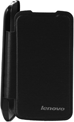 XRIS Original flip cover / Case for Lenovo A369 - Black  available at amazon for Rs.145