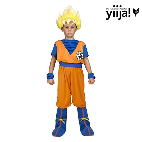 My Other Me Me Me- Saiyan Goku Dragon Ball DISFRAZ Multicolor (231320