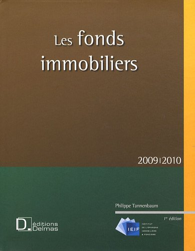 Les fonds immobiliers