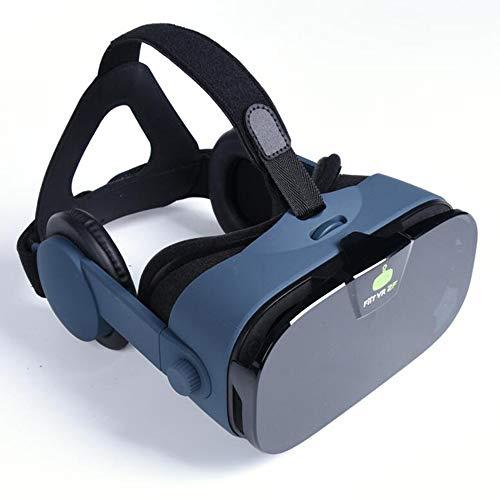 BAIYI VR Headset 3D-Brille Virtual Reality Headset, Für TV-Filme Videospiele Geeignet für Smartphones mit 4,0 bis 6,3 Zoll