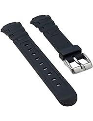 Timex T5K502-Band - Correa , color negro (14)
