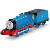 Thomas & Friends - Tren de juguete, Gordon, color azul (Mattel R9222)