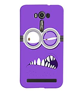 Citydreamz Back Cover For Asus Zenfone Selfie ZD551KL