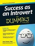 SUCCESS AS AN INTROVERT FOR DUMMIES [Paperback] [Jan 01, 2015] JOAN PASTOR