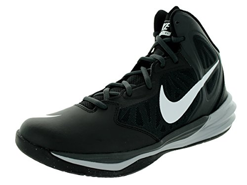 Nike Prime Hype DF Herren Basketballschuhe Black/White/Anthracite/Dark Grey