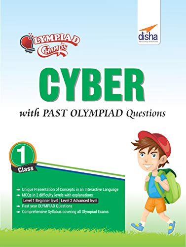 Olympiad Champs Cyber Class 1 with Past Olympiad Questions