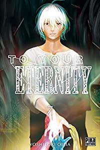 To Your Eternity Edition simple Tome 7