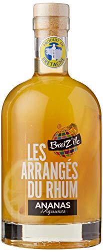 Breiz'île Les Ges du Rhum Ananas Agrumes 0.7 L