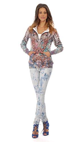 Innocent - Cardigan AUGUSTINA - Woman - XL - Multicolor
