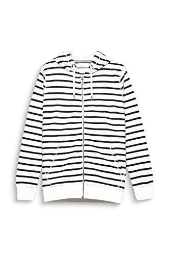 ESPRIT Herren Sweatshirt Weiß (Off White 110)