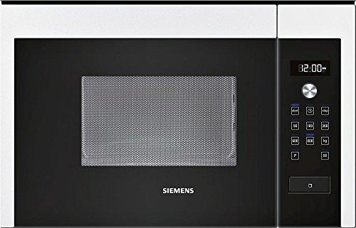 Siemens HF15M264 iQ500 Mikrowelle / 800 W / 20 L Garraum / Leicht-Bedien-Elektronik / weiß