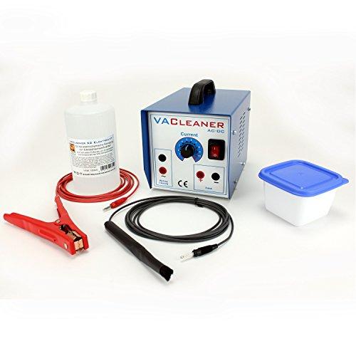 Schweißnahtreinigungsgerät VACleaner AC-DC elektrochemisches Beizen und signieren von Edelstahl - Schweißnahtreiniger