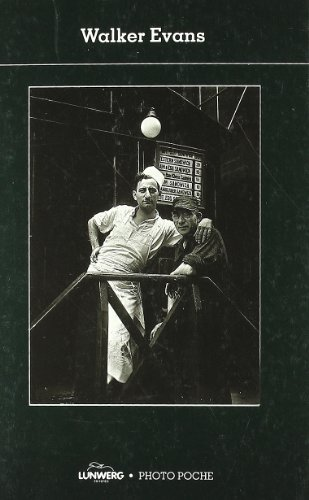 Walker Evans. Photopoche (Photo Poche (lunwerg)) por Photopoche