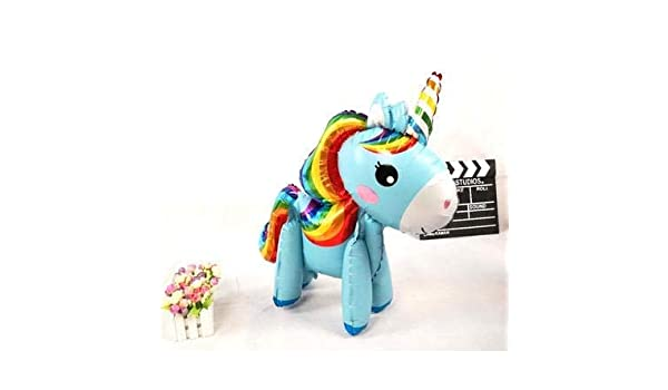 1pcs Magical Unicorn Helium Foil Balloon Choice Design Party Decoration Supplies