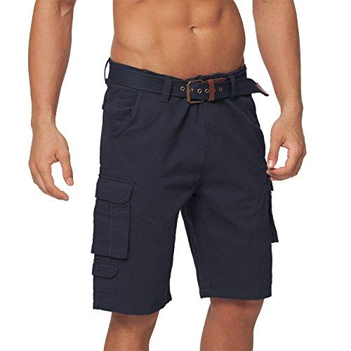 Gomati -  Pantaloncini  - Uomo blu navy