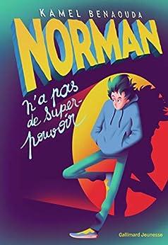 Descargar PDF Gratis Norman n'a pas de super-pouvoir (Romans Junior)