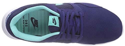 Nike Kaishi, Baskets Basses Femme, 16 EU Bleu (Loyal Blue/Hyper Turq-White)