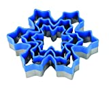 Tala Snowflake Cutters, Pack of 3
