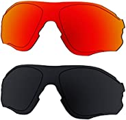 Galvanic Replacement Lenses for Oakley EVZero Path Sunglasses - Multiple Choices