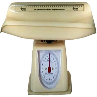 Putex Plastic Analogue Baby Weighing Scale