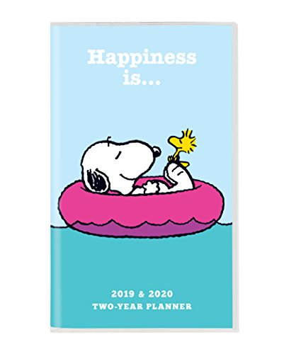 Peanuts Happiness Is 2019 & 2020 2 Year Planner